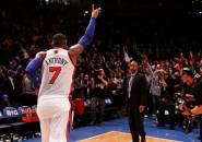 Sebelum Gabung Lakers, Carmelo Anthony Sempat Ingin Comeback ke Knicks
