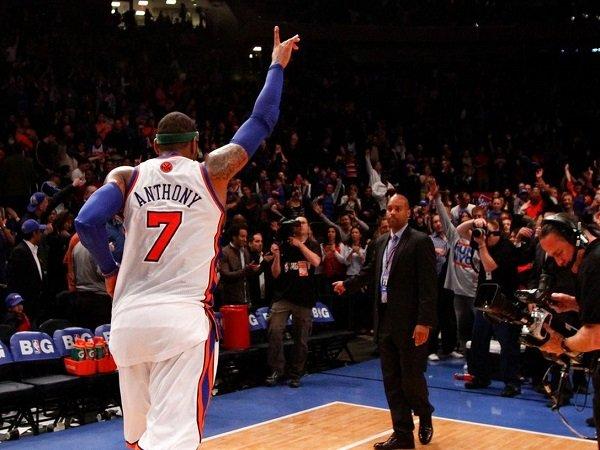 Carmelo Anthony hampir saja perkuat Knicks sebelum teken kontrak dengan Lakers.