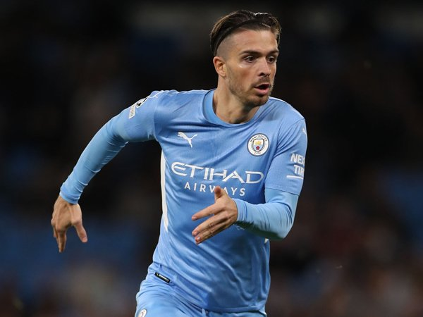 Playmaker Manchester City, Jack Grealish.