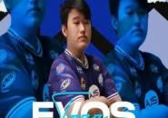 Wonderkid Top Global Tazz Resmi Jadi Pemain Baru EVOS Icon