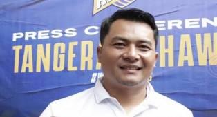Efri Meldi: Walau Debutan, Tangerang Hawks Bidik Playoff