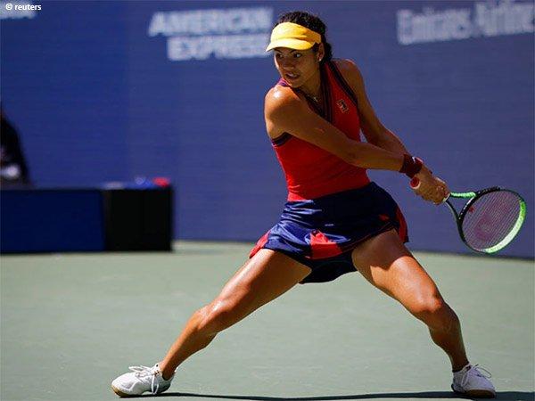 Emma Raducanu termotivasi untuk makin membaik usai US Open 2021