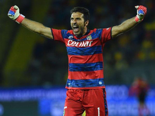 Kiper Parma, Gianluigi Buffon.