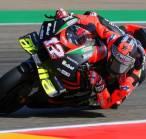 Hasil FP1 MotoGP San Marino: Vinales Tercepat, Dovi Terpuruk