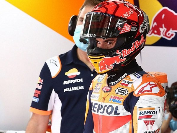 Honda, Marc Marquez