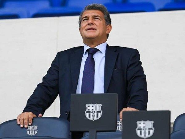 Presiden Barcelona, Joan Laporta. (Images: Getty)