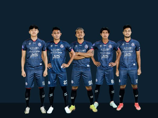 Lima pemain Arema FC yang dipanggil untuk TC timnas Indonesia