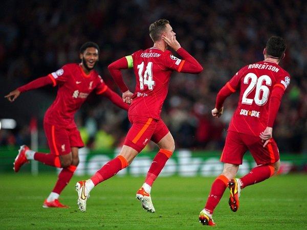 Liverpool jamu Crystal Palace pada laga berikutnya di Premier League.