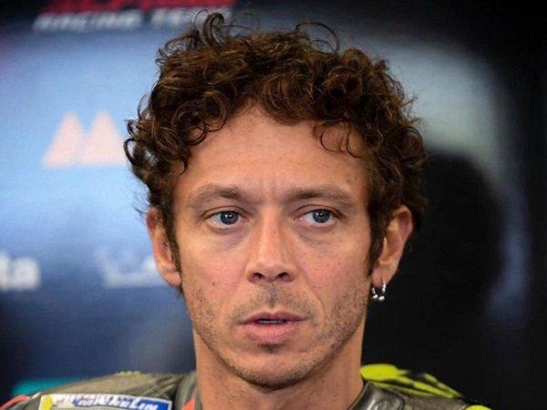 Pebalap Petronas Yamaha SRT. Valentino Rossi.