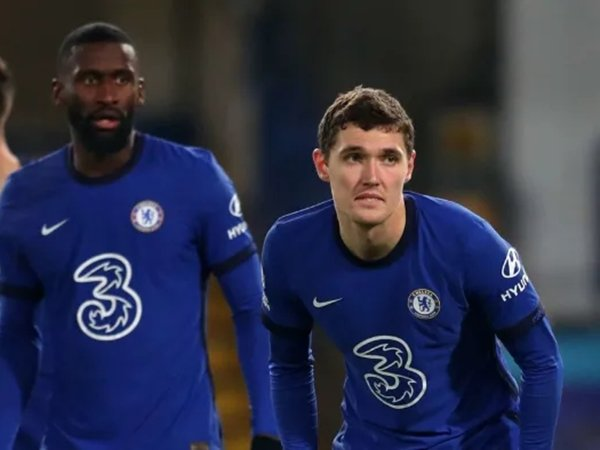 Andreas Christensen (Sumber: PA Images)