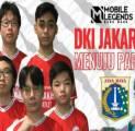 Semua Kontingen Cabang Esports DKI Jakarta Lolos ke PON XX Papua 2021