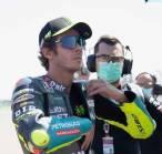 Valentino Rossi Sambut Hangat Kedatangan Andrea Dovizioso