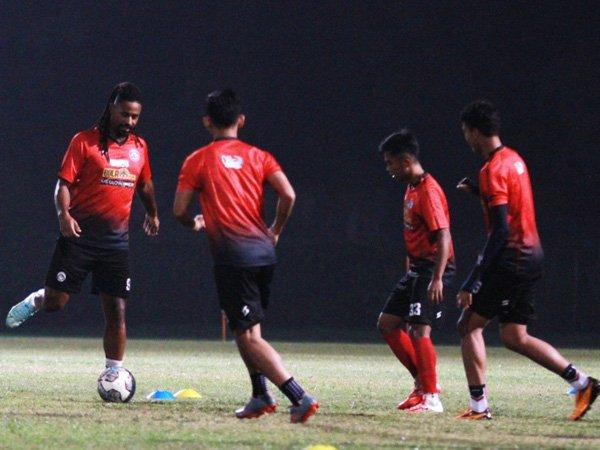 Almeida maksimalkan persiapan Arema FC jelang menghadapi PSS Sleman