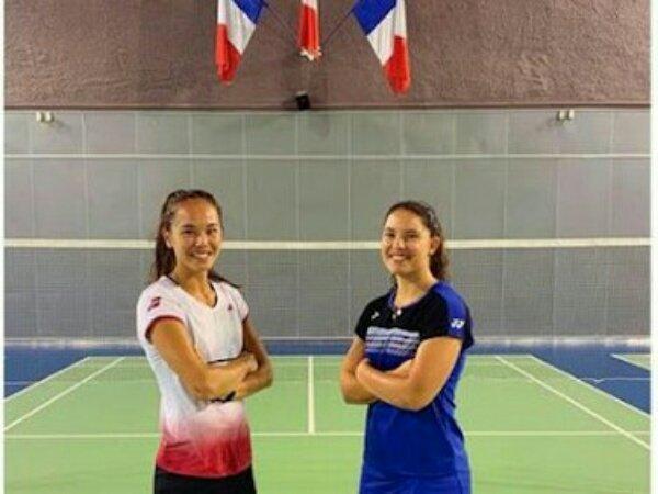 Anne Tran Berganti Partner Baru di Tim Nasional Perancis