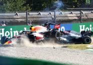 Crash di GP Italia, Verstappen-Hamilton Dinilai Tak Bisa Kendalikan Dirinya