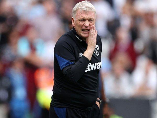 Manajer West Ham United, David Moyes.