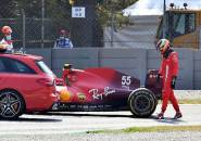 FIA Ingin Selidiki Sabuk Pengaman Carlos Sainz Usai Crash Parah di Monza