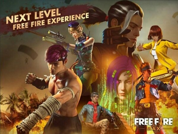 Free Fire Max Rilis di Indonesia Akhir September 2021?