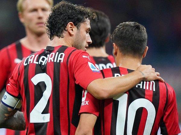 Duo Milan Calabria dan Brahim