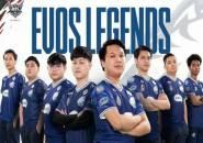 MPL ID Season 8: EVOS Legends vs RBG 2-0, Macan Putih Terlalu Tangguh