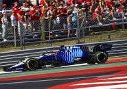 Williams Tunjukkan Kemajuan Saat Tampil di GP Italia