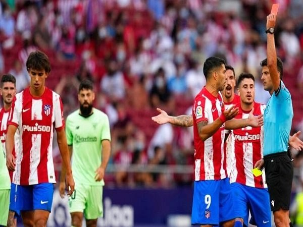 Atletico Madrid imbang vs Bilbao