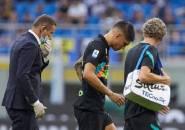 Inzaghi Akan Pantau Cedera Joaquin Correa dan Arturo Vidal