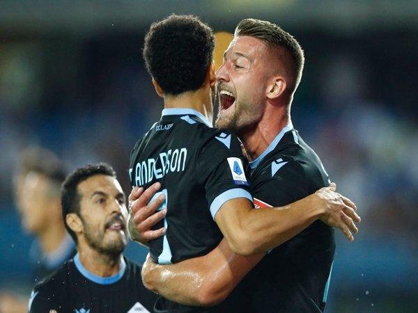 Lazio akan mainkan Milinkovic-Savic jadi starter vs Cagliari