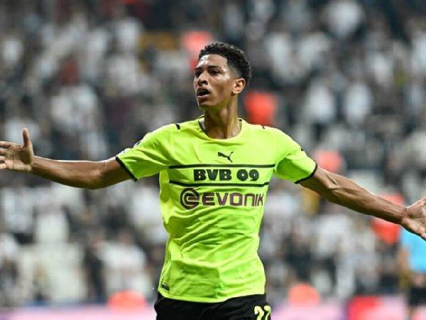 Jude Bellingham kembali dapat pujian dari Marco Rose atas kemajuannya bersama Borussia Dortmund musim ini