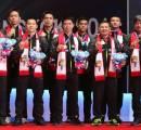 Skuad Indonesia di Kejuaraan Piala Thomas 2020 Diumumkan