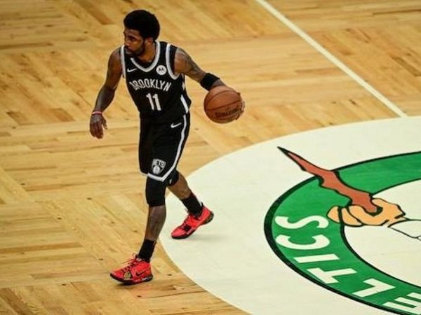 Point guard Brooklyn Nets, Kyrie Irving. (Images: Getty)