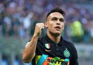 Lautaro Martinez Hanya Terpaut Satu Gol dari Torehan Dua Legenda Inter