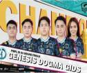 Grand Finals PMPL ID Season 4: Genesis Dogma GIDS Juara, BTR RA 3 Besar