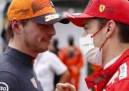 Leclerc Dukung Verstappen untuk Jadi Juara F1