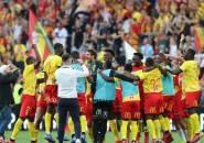 Lens Akhiri 15 Tahun Tanpa Kemenangan dari Lille