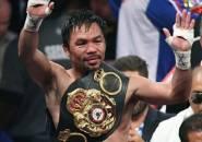 Manny Pacquiao Telah Umumkan Pensiun dari Tinju