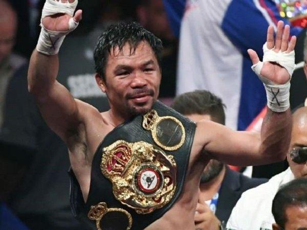 Petinju asal Filipina, Manny Pacquiao. (Images: Getty)