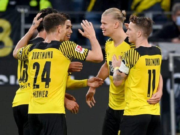 Marco Reus senang dengan kemenangan Borussia Dortmund atas Union Berlin