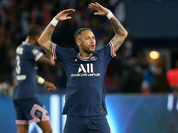 Penyerang Paris Saint-Germain, Neymar Jr.