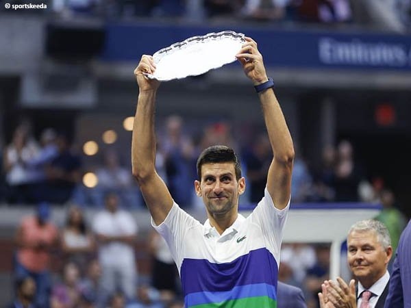 Novak Djokovic kukuhkan diri sebagai petenis peringkat 1 untuk pekan ke-339