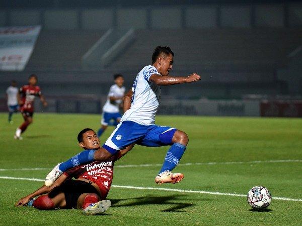 Febri Hariyadi jadi satu dari lima pemain Persib yang dipanggil pemusatan latihan tim nasional Indonesia