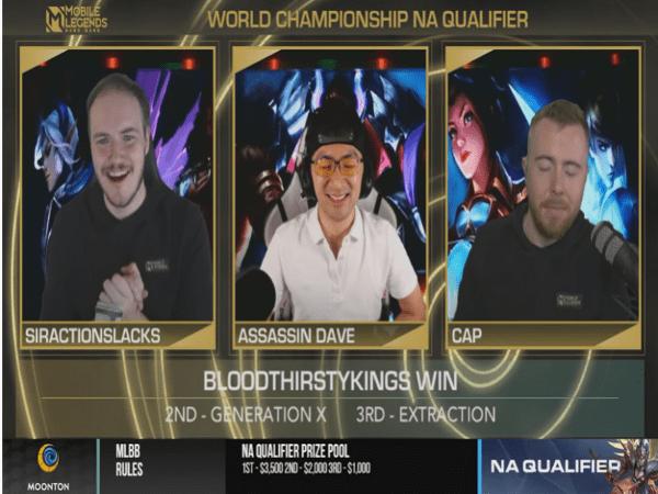 Superior di Kualifikasi, BloodThirstyKing Lolos ke M3 World Championship