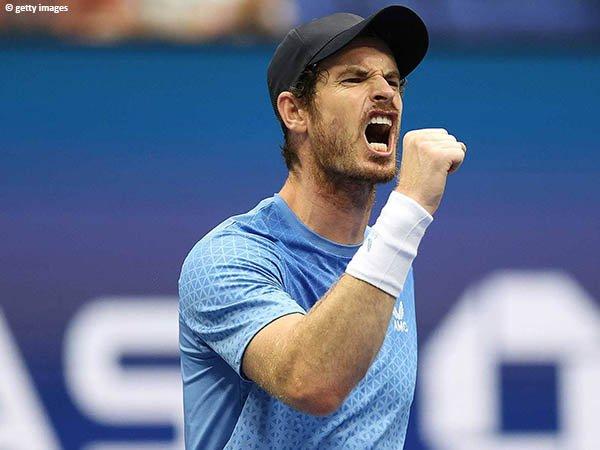 Andy Murray mengincar untuk selesaikan musim 2021 dengan catatan positif