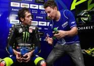 Jorge Lorenzo Sedih Lihat Valentino Rossi Pensiun di Penghujung Musim