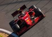 Kerap Kalah Saing, Carlos Sainz Ingin Tiru Gaya Balap Leclerc