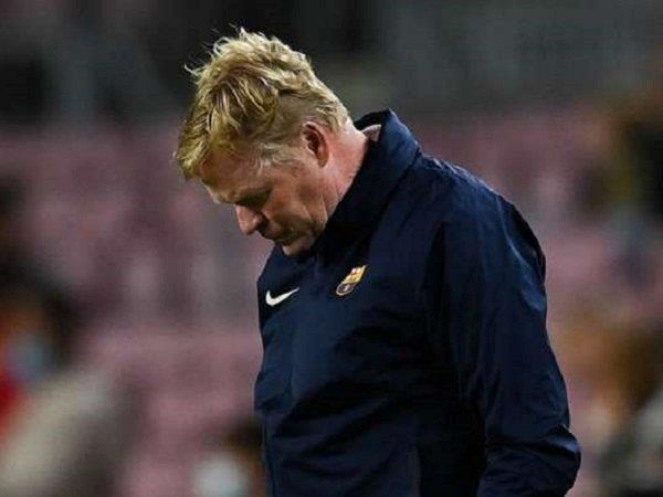Pelatih Barcelona, Ronald Koeman. (Images: Getty)