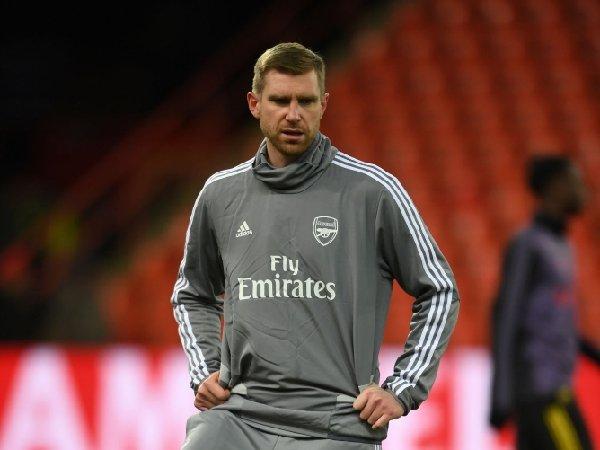 Skuat Arsenal belum cukup bagus menurut Per Mertesacker