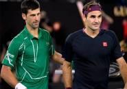 Roger Federer Sanjung Perjalanan Impresif Novak Djokovic Di Grand Slam 2021