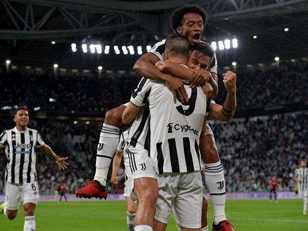 Juventus bertandang ke Spezia dengan misi meraih kemenangan pertama di Serie A.