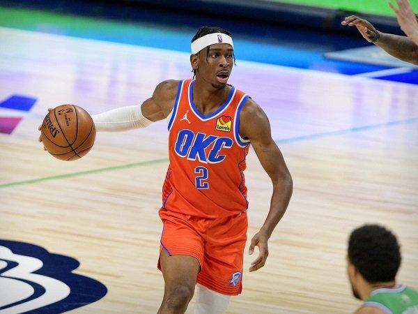 Shai Gilgeous-Alexander sempat kaget saat tahu dirinya ditukar Clippers ke Thunder.